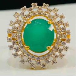 ladies ring  by Prakash Jewellers