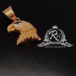 22 carat gold eagle pendal RH-PL825