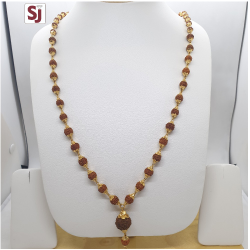Rudraksh Mala RMG-0012 Gross Weight-25.710 Net Weight-20.280