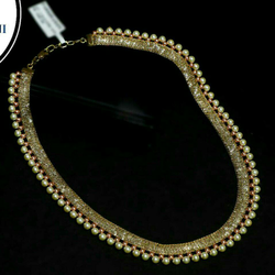 Simple Moti Necklace 916