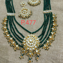 designer necklace set#298