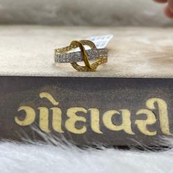LADIES RING by Shree Godavari Gold Palace