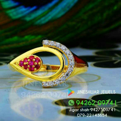 Exclusive cz ladies ring lrg -0196