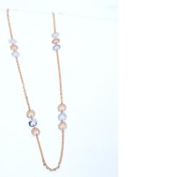 Chain & Mala Gold by