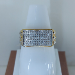 Gents F. Ring by