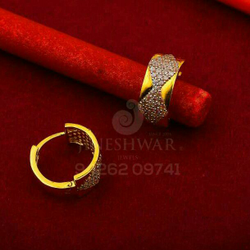 Gold Fancy Cz Bali ABG - 0208