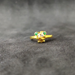 916 Fancy Kid Gold Ring-24512