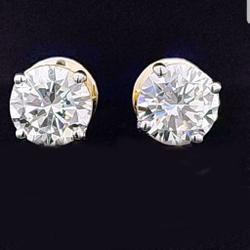 Creative diamond eartops jsj0151
