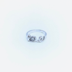FANCY 925 STERLING SILVER RING