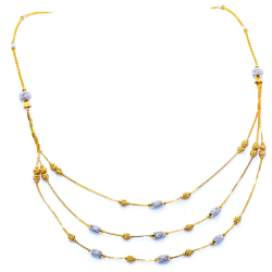 Gold Chain Pendant (Dokiya) by