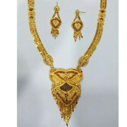 Necklace Set by Aaj Gold