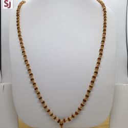 109 Rudraksh Mala RMG-0013 Gross Weight-18.290 Net Weight-15.570