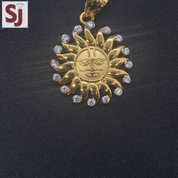 Surya Pendant PNG-0265