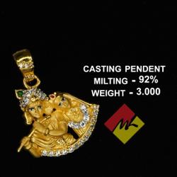 casting pendal
