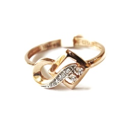 18K Rose Gold Fancy Ring MGA - RGR0048