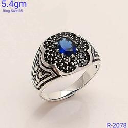 92.5 sterling silver ring SL R055