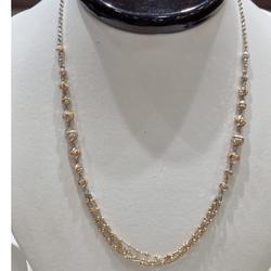 916 CZ Hallmark Gold Delightful Chain