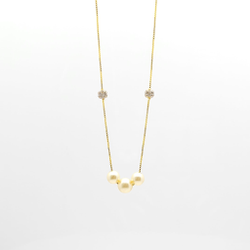Light weight chain pendent by