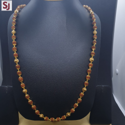 Rudraksh Mala RMG-0036 Gross Weight-30.980 Net Weight-24.460