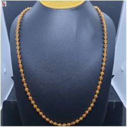 Rudraksh Mala Gross RMG-0063 Wight-14.890 Net Weight-11.860