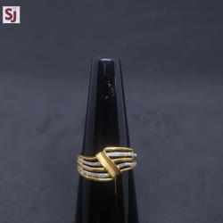 Ladies Ring Plain LRG-0832