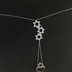 sterling silver Hathpocha by Vinayak Gold