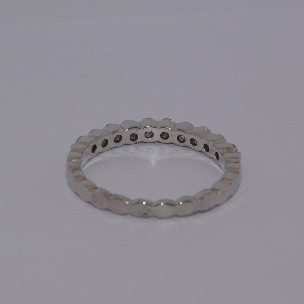 14K gold diamond ring agj-lr-315