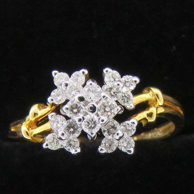 Diamond Ladies Ring KJ-R14