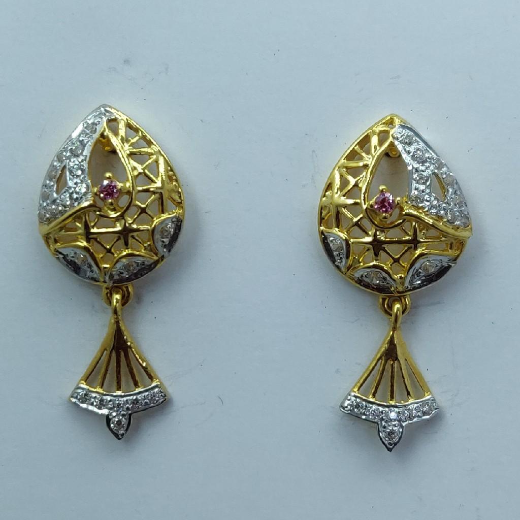 22k new exclusive fancy earrings