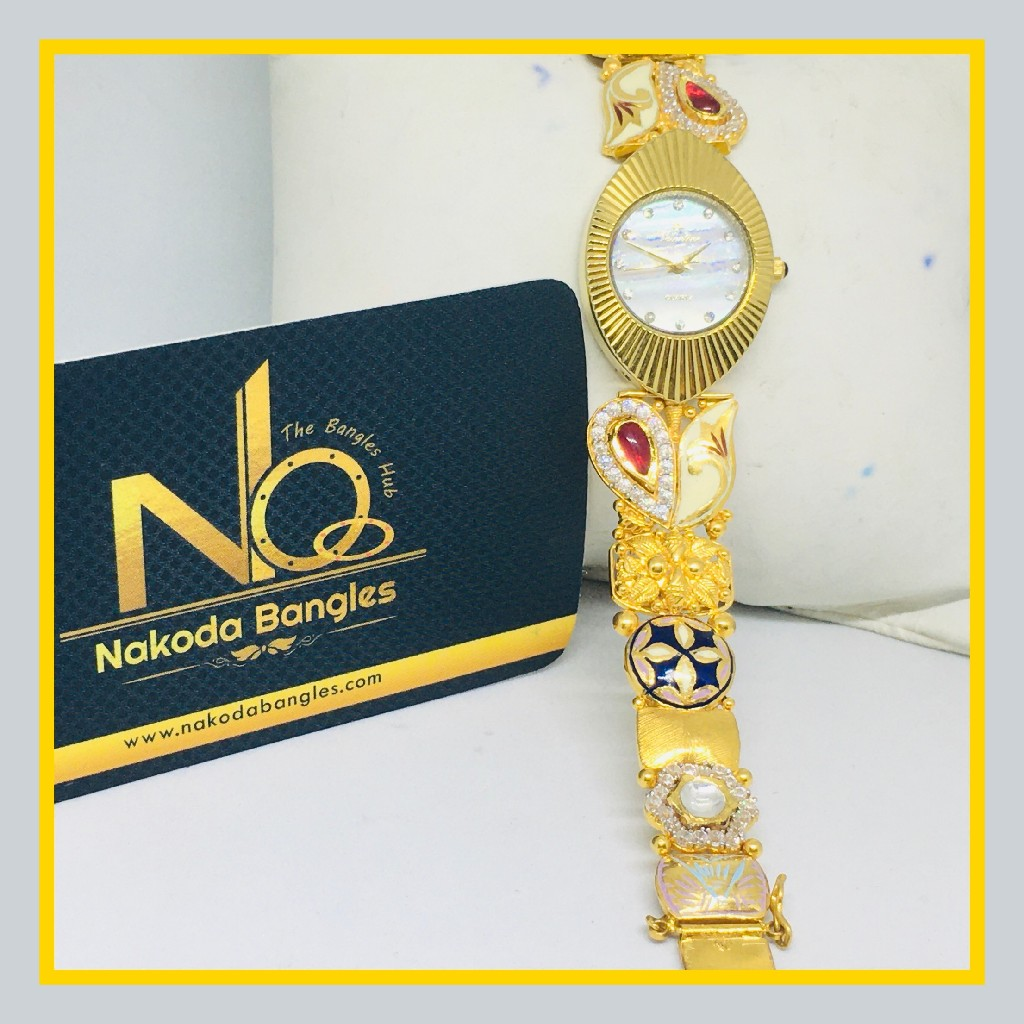 916 Gold Antique Watch NB - 1010