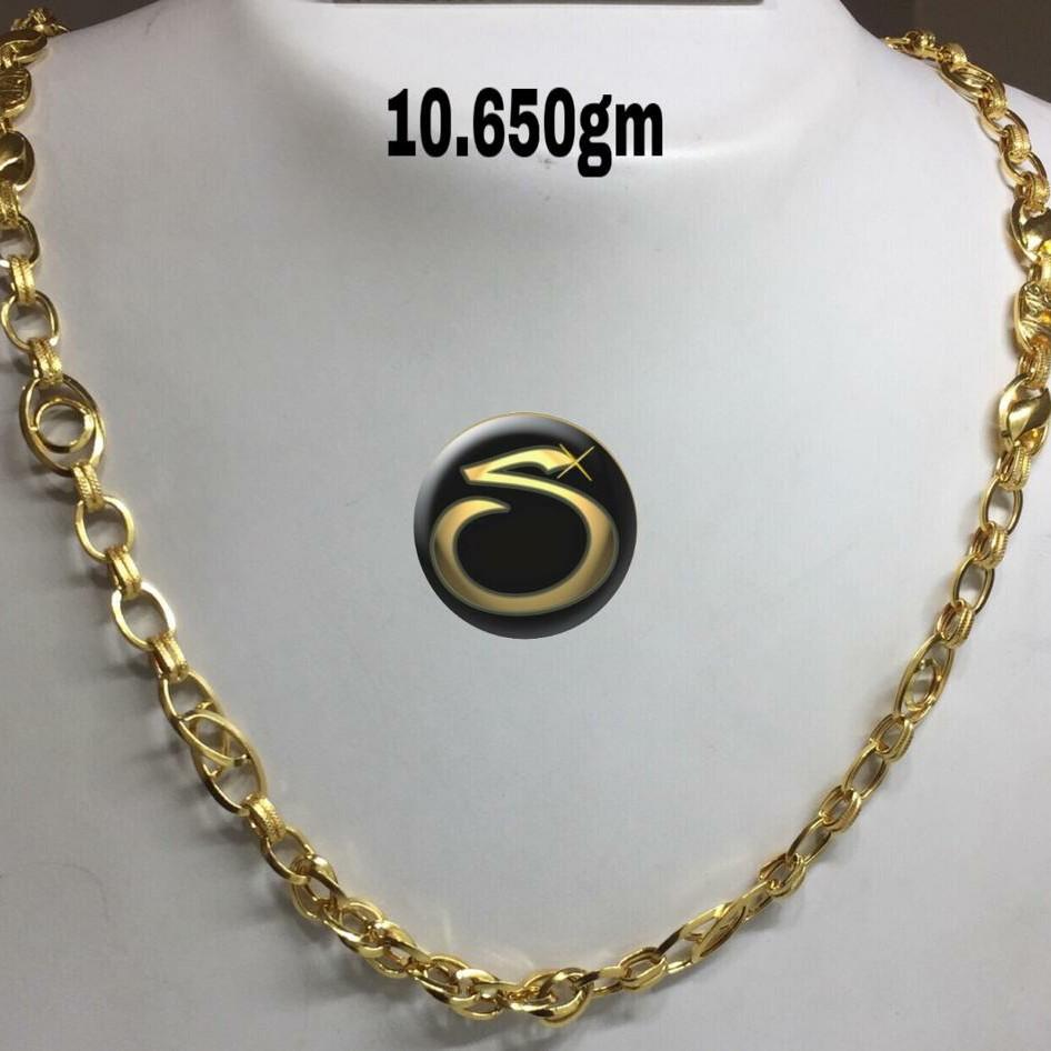 916 Gold Indo italian Chain SC-WH8354