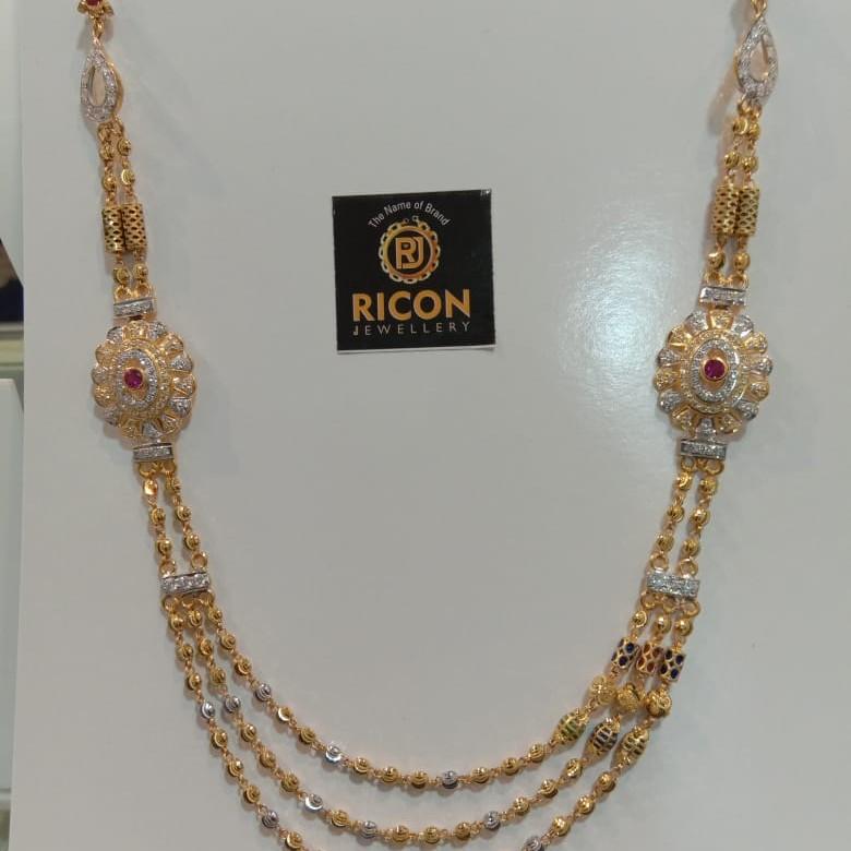 916 gold broch mala 004