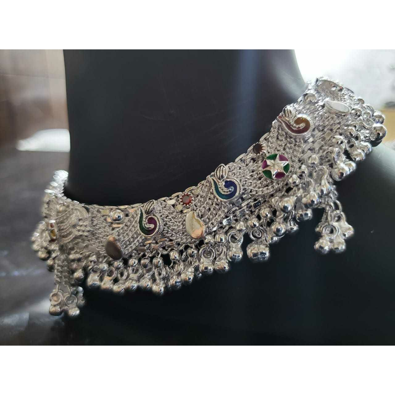 Round Khili Designer Payal Ms-3531