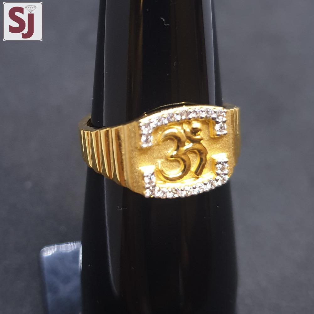 Om Gents Ring Diamond GRG-0036