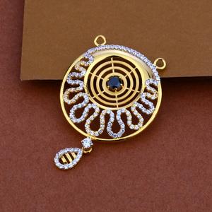 916 cz classic pendant mp57