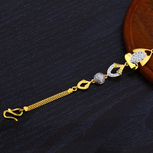 Ladies gold bracelet-lb03