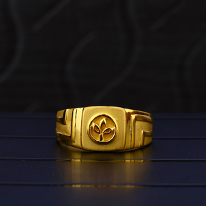 916 gold casting ring mpr73