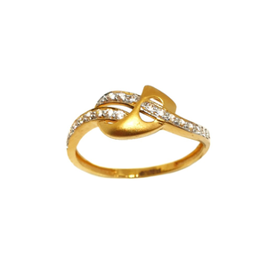 22k gold fancy ladies ring mga - lrg1092
