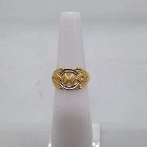 Ladies ring plain lrg-0514