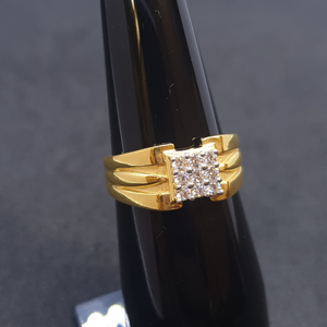 Gents ring diamond grg-0023