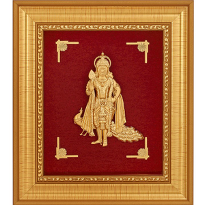 999 gold murugan frame