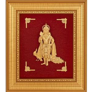 999 gold murugan frame