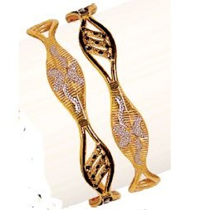 22k / 916 gold yellow kadli ( bangle )