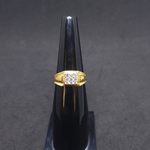 Gents ring diamond grg-0246