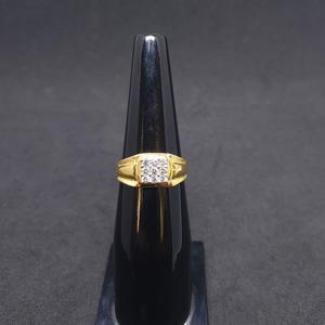 Gents ring diamond grg-0246