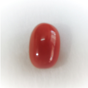 5.61ct oval natural red-coral (mung