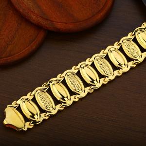 Mens plain bracelet-mpb56