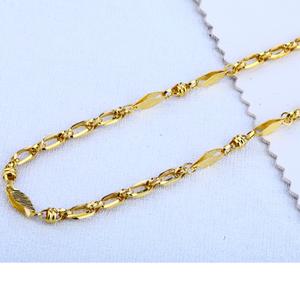 916 gold hallmark designer choco chain mch108