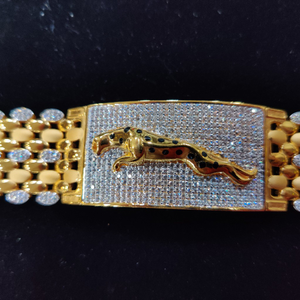 Exclusive men's bracelet lucky