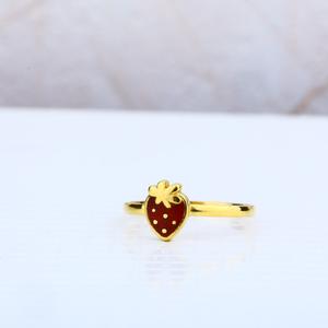 Kids 916 gold ring-kr15